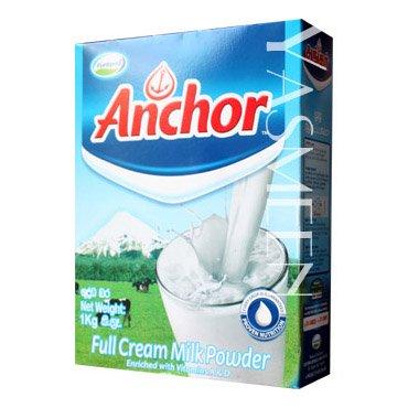 Anchor ���� �إ˥塼�������ɻ��ߥ륯�ѥ�������ʴ�ߥ륯�� Full Cream Milk Powder�� 1kg