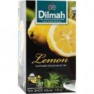 Dilmah ディルマ『レモン・フレーバーティー  Lemon flavoured tea』20ティーバッグ入り
