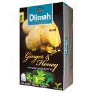 Dilmah ディルマ 『ジンジャー&ハニー GINGER & HONEY』20バッグ入り