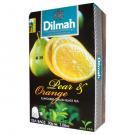 Dilmah ディルマ『洋梨 &オレンジ Pear and Orange flavoured tea』20バッグ入り