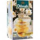 Dilmah ディルマ ハーブティー『ピュア・カモミール フラワーズ Pure Chamomile Flowers』20バッグ入り