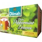 Dilmah ディルマ ハーブティー『ピュア・ペパーミント Pure Peppermint』 20ティーバッグ入り