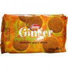 Munchee マンチー 『ナチュラル ジンジャービスケット NATURAL GINGER BISCUITS』 400g