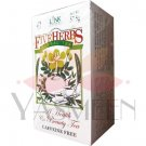 LINK NATURAL 『Five Herbs Herbal Tea/ファイブ・ハーブス・ハーバルティー』 25バッグ入