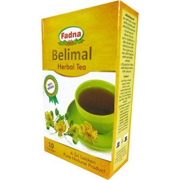 Fadna ハーブティー『ベリマル・ティー Belimal Tea』 10ティーバッグ入り