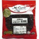 McCurrie マックカリー 『クローブ(丁子/ちょうじ) CLOVES』 50g