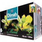 Dilmah ディルマ『ミント・フレーバーティー Mint flavoured tea』20バッグ入り