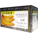 Heladiv 『バナナ・ティー/Banana Flavoured Tea』 25バッグ入