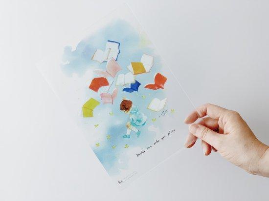 A5クリアファイル(作:絵本作家 えがしらみちこ)