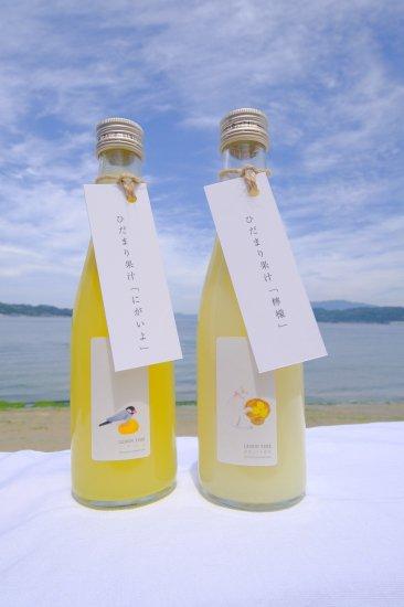 【先行予約】絵本『LEMON TIME -檸檬とつなぐ毎日-』(作者サイン入り)+「瀬戸内(興居島)カネミ農園の果汁瓶2本」+「COFFEE TIMEの続きの原稿」