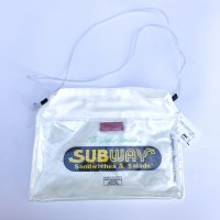 AIRR - SUPER PLASTIC BAG / white