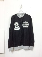 yes!yes!非非 pullover shirt /black