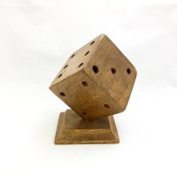 Wood dice object