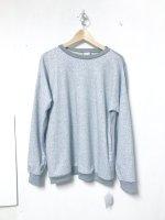 AWA bark print sweatshirt