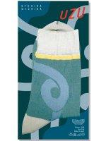 ETCHIRA OTCHIRA socks ''UZU''