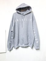 SPUT performance ''Floccinaucinihilipilification'' hoodie /grey