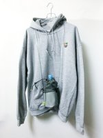 AIRR DRINKING KILLS PARKA /grey