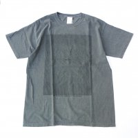 AWA ''Love communication'' T-shirt /dark grey