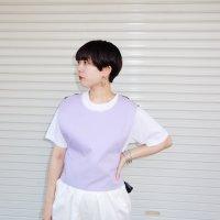 QFD mesh vest /lilac