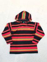 HANG TEN Border pattern hoodie