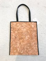 QFD 2019ss Cork tote bag / black<img class='new_mark_img2' src='//img.shop-pro.jp/img/new/icons10.gif' style='border:none;display:inline;margin:0px;padding:0px;width:auto;' />
