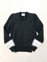 K&J Ashley Designer knits / black
