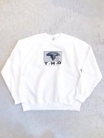 airr - T.H.O sweat shirt / white