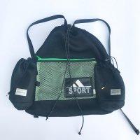 AIRR - SPORT Knapsack / Black×Green