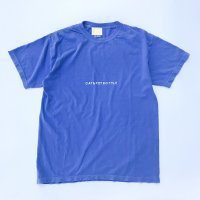 SPUT performance - CAT&PETBOTTLE T-shirt(Escape) / Blue