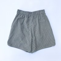 AWA - Short pants / Gingham check