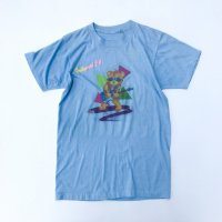 1980s Guitarist bear T-shirt