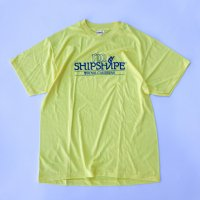 1980s Royal Caribbean T-shirt / Yelllow