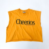 Cheerios cut off sleeveless T-shirt
