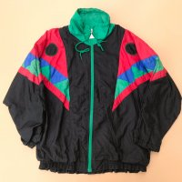 1980s Geometric pattern switching track jkt
