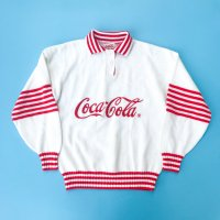 Coca-Cola embroidery logo sweater<img class='new_mark_img2' src='https://img.shop-pro.jp/img/new/icons10.gif' style='border:none;display:inline;margin:0px;padding:0px;width:auto;' />