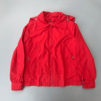 Vintage Design hooded jkt / Red