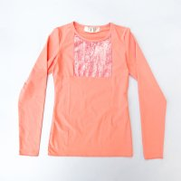 30%OFF QFD - AW19 CRASHED VELVET TOP / Pink×Pink<img class='new_mark_img2' src='https://img.shop-pro.jp/img/new/icons20.gif' style='border:none;display:inline;margin:0px;padding:0px;width:auto;' />