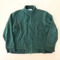 J.CREW fleece jkt / Khaki