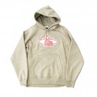 SPUT performance - PLAY ZOUK hoodie / Stone