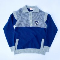 1980s  Design knit shirt