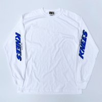 SPUT performance - KNEES L/S t-shirt  WHT