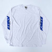 SPUT performance - KNEES L/S t-shirt  ASH