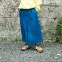 1980s L.L.Bean culotte denim pants