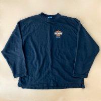1990s HARLEY-DAVIDSON light sweatshirts