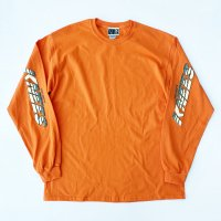 SPUT performance - KNEES L/S T-shirt  ORN