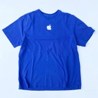 Apple Inc. embroidery logo T-shirt