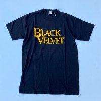 1980s BLACK VELVET CANADIAN WHISKY T-shirt