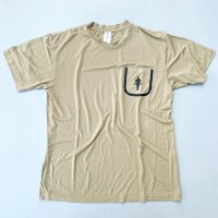 GOLD'S GYM Pocket T-shirt
