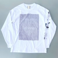 AWA -  Love communication L/S T-shirt / BLK
