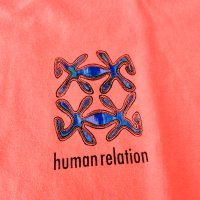 AWA - human relation L/S T-shirt / ORG